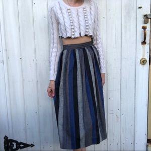 Vintage Evan piccone skirt for saks